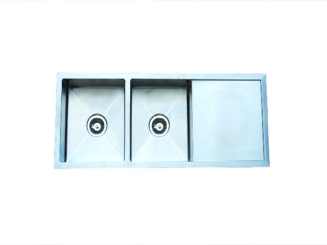 Kitchen Kitchen Sinks SF-1160DA Under Mount or Drop In