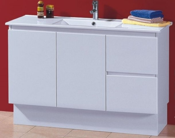 Bathroom Vanities SRW34-1200 1200mm Freestanding Vanity