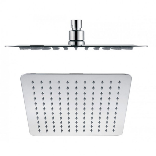 Bathroom Showers Shower Heads SH606 Square Showr Head 300x300x2mm